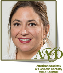 Dr. Rothwell AACD accredited member